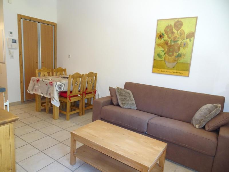 Vacaciones en montaña Apartamento 2 piezas para 4 personas (SAISONB) - Résidence les 4 Saisons - Pralognan-la-Vanoise - Estancia