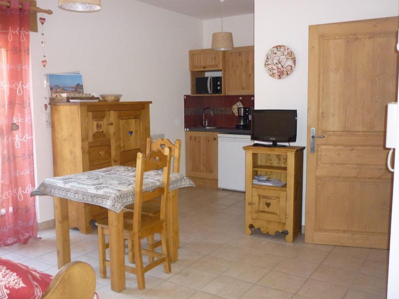 Vacaciones en montaña Estudio para 2 personas (A) - Résidence les 4 Saisons - Pralognan-la-Vanoise - Alojamiento
