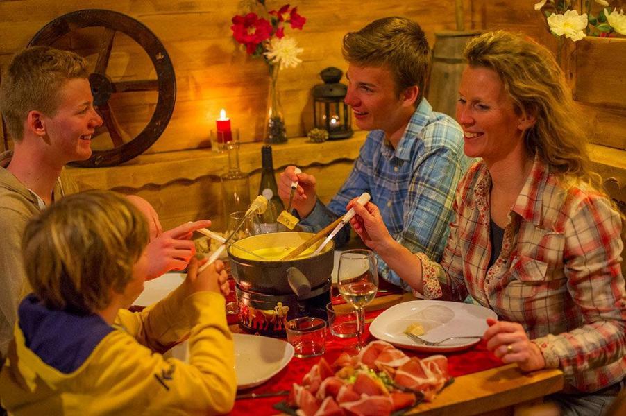 Vacances en montagne Residence Les 4 Vallees - Saint-François Longchamp