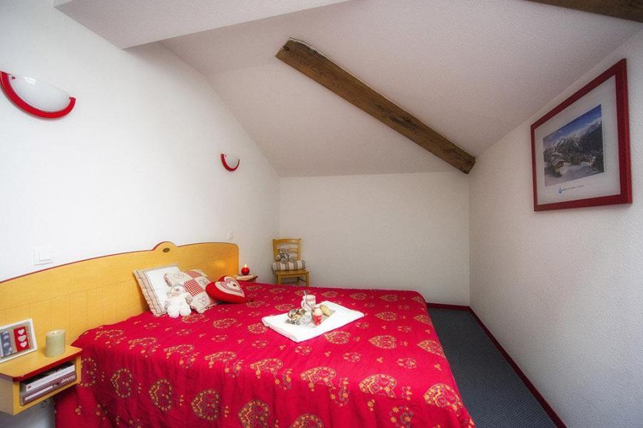Vacances en montagne Residence Les 4 Vallees - Saint-François Longchamp - Chambre