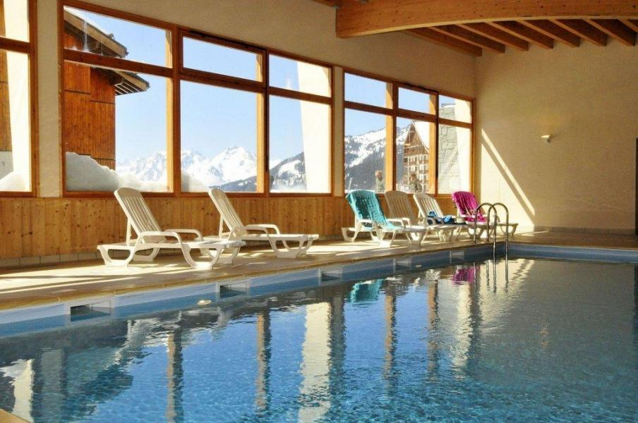 Holiday in mountain resort Résidence les 4 Vallées - Saint-François Longchamp