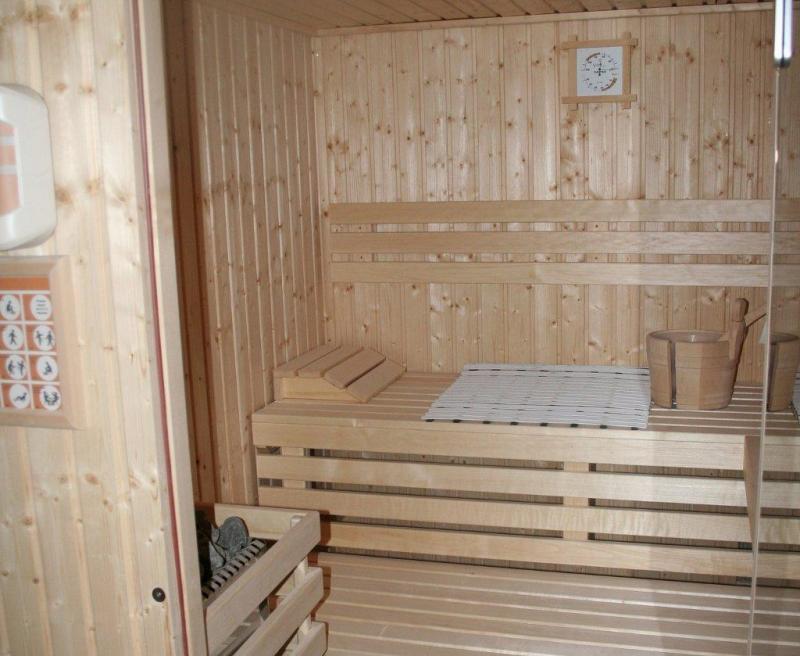 Vacances en montagne Residence Les 4 Vallees - Saint-François Longchamp - Sauna