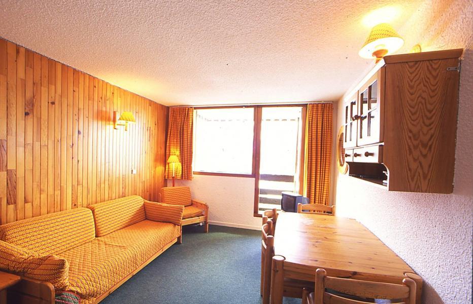 Urlaub in den Bergen Résidence les Adrets - Isola 2000 - Esszimmer