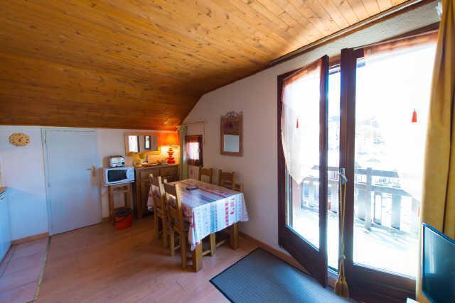 Vacaciones en montaña Apartamento 3 piezas cabina para 6 personas (64A) - Résidence les Airelles - Risoul