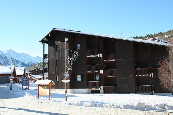 Vacaciones en montaña Résidence les Airelles - La Norma
