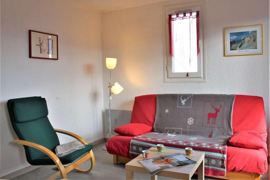 Vacaciones en montaña Apartamento cabina 2 piezas para 6 personas (67A) - Résidence les Airelles A - Risoul
