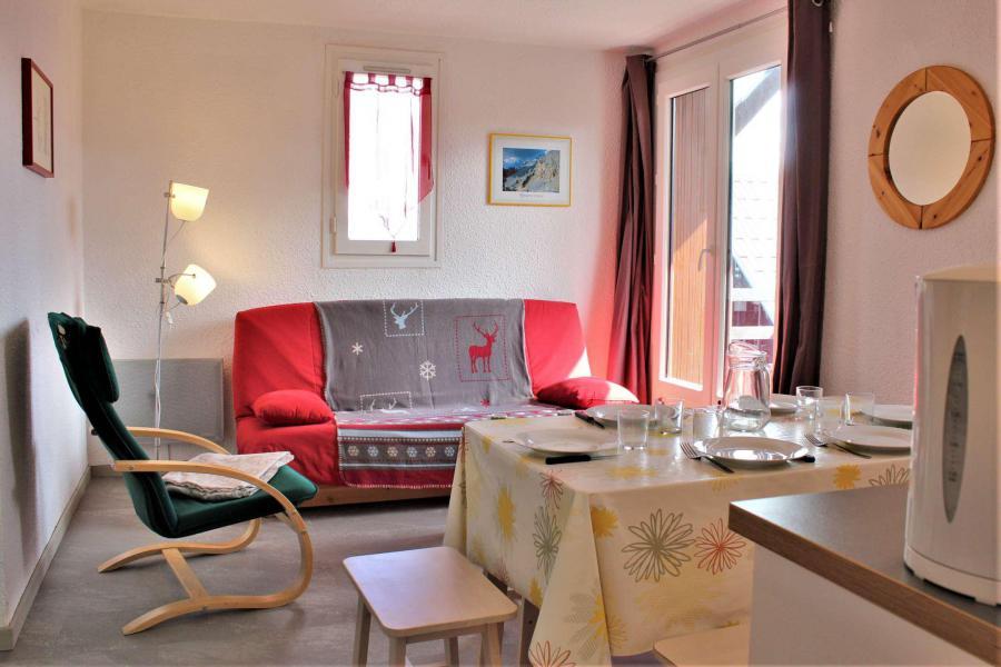 Vacaciones en montaña Apartamento cabina 2 piezas para 6 personas (67A) - Résidence les Airelles A - Risoul - Estancia