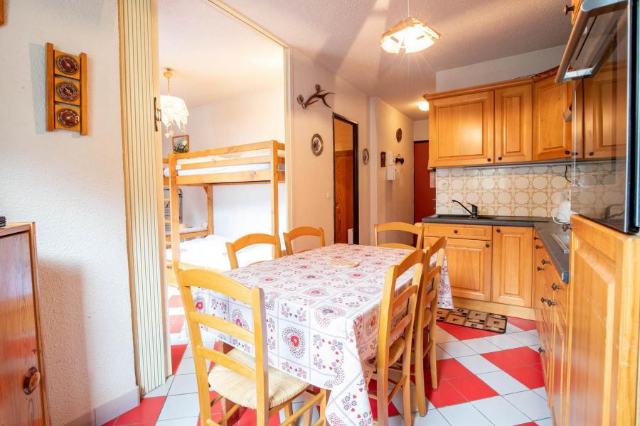 Wakacje w górach Apartament 2 pokojowy z alkową 4 osoby (AI26HD) - Résidence les Airelles - La Norma - Pokój gościnny
