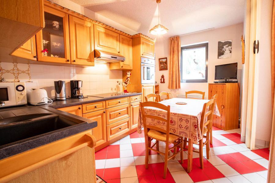 Vacaciones en montaña Apartamento cabina 2 piezas para 4 personas (AI26HD) - Résidence les Airelles - La Norma - Mesa