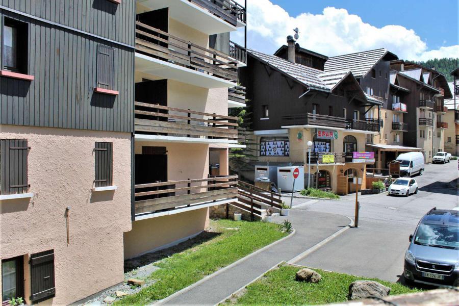 Wakacje w górach Studio z alkową 4 osoby (11B) - Résidence les Airelles B - Risoul