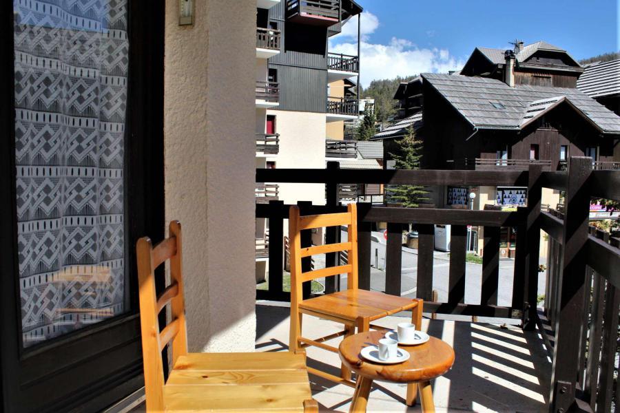 Wakacje w górach Apartament 3 pokojowy 6 osób (28B) - Résidence les Airelles B - Risoul - Na zewnątrz latem