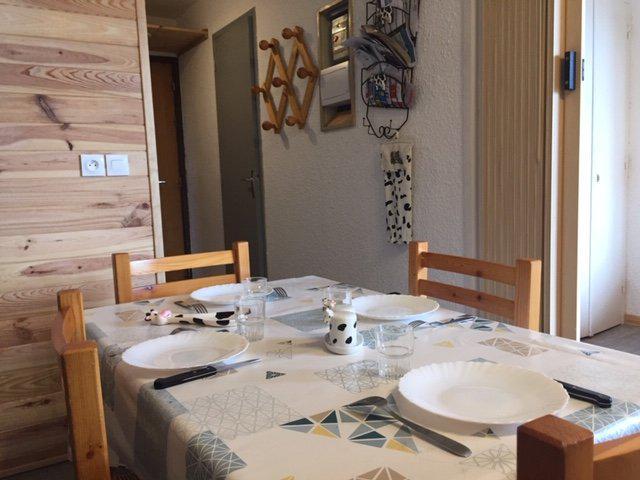 Wakacje w górach Apartament 2 pokojowy 4 osób (03B) - Résidence les Airelles B - Risoul