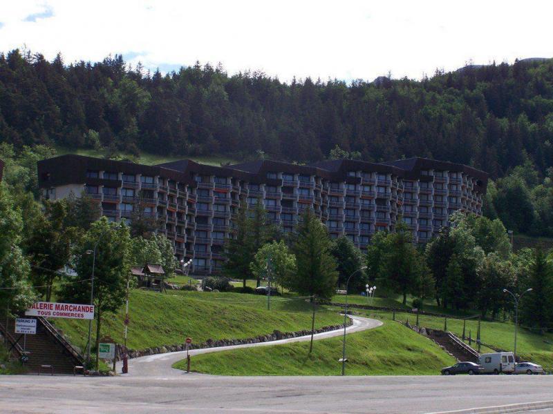 Location au ski Résidence les Aloubiers - Villard de Lans - Extérieur été