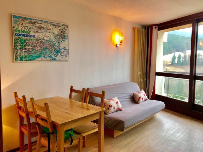 Vacaciones en montaña Apartamento 2 piezas para 6 personas (A42) - Résidence les Aloubiers - Villard de Lans