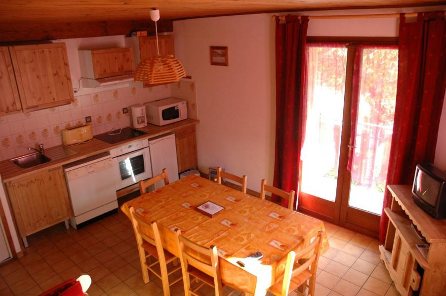 Holiday in mountain resort 3 room apartment 6 people (4) - Résidence les Alpages - Valloire