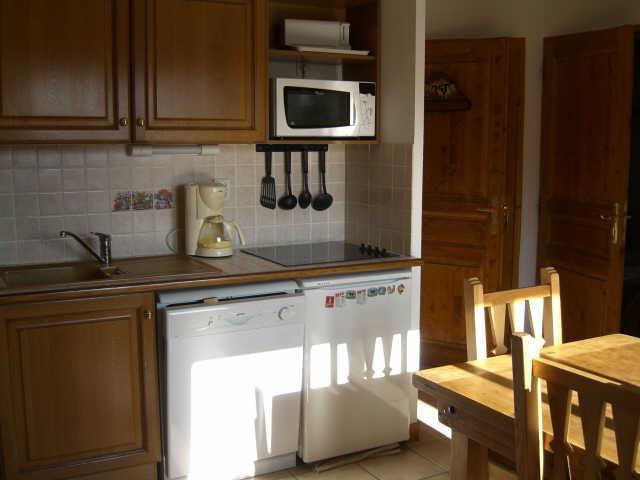 Vacaciones en montaña Apartamento 3 piezas para 6 personas (222) - Résidence les Alpages - Praz sur Arly