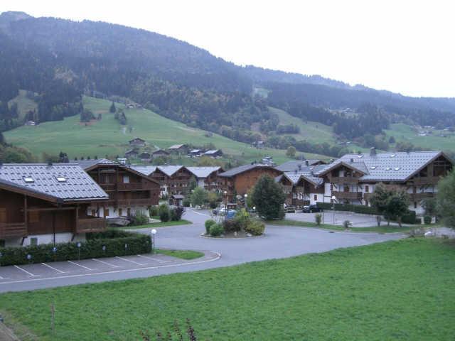 Vacaciones en montaña Apartamento 3 piezas para 6 personas (222) - Résidence les Alpages - Praz sur Arly - Verano