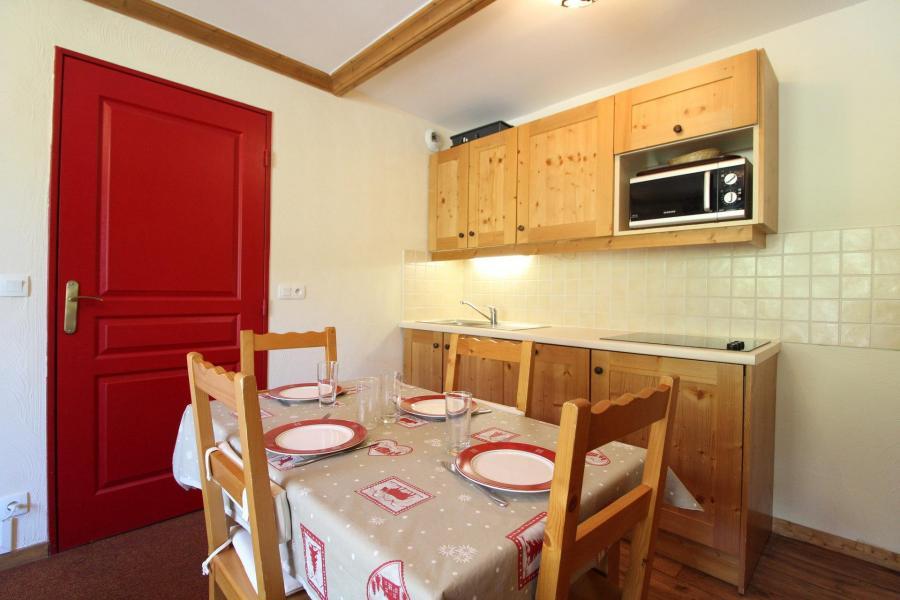 Vakantie in de bergen Appartement 2 kamers 4 personen (E304) - Résidence les Alpages - Val Cenis