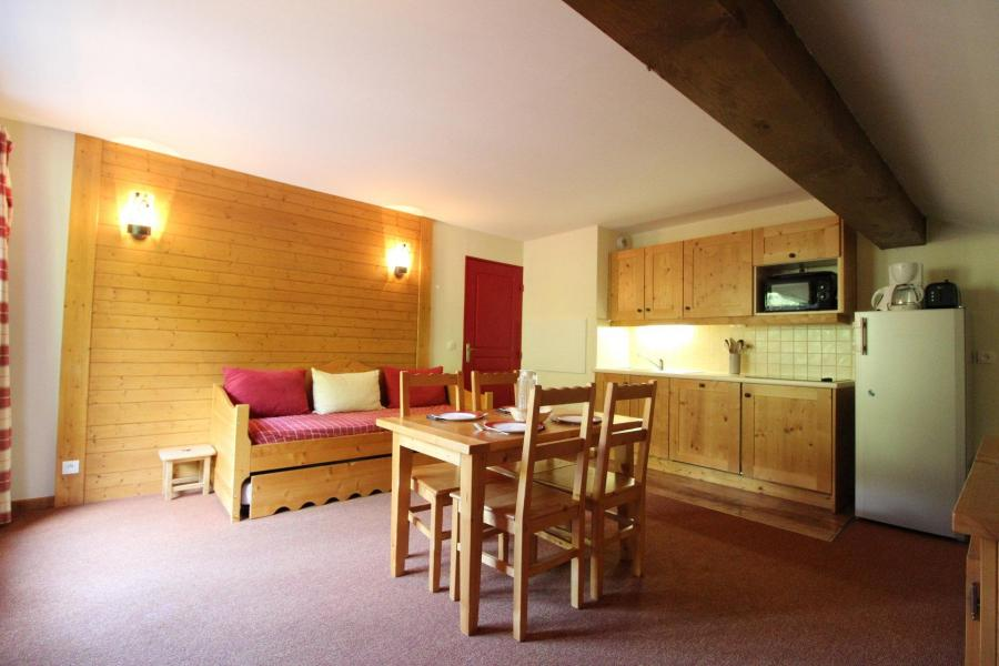 Vacances en montagne Appartement 2 pièces 4 personnes (E316) - Résidence les Alpages - Val Cenis