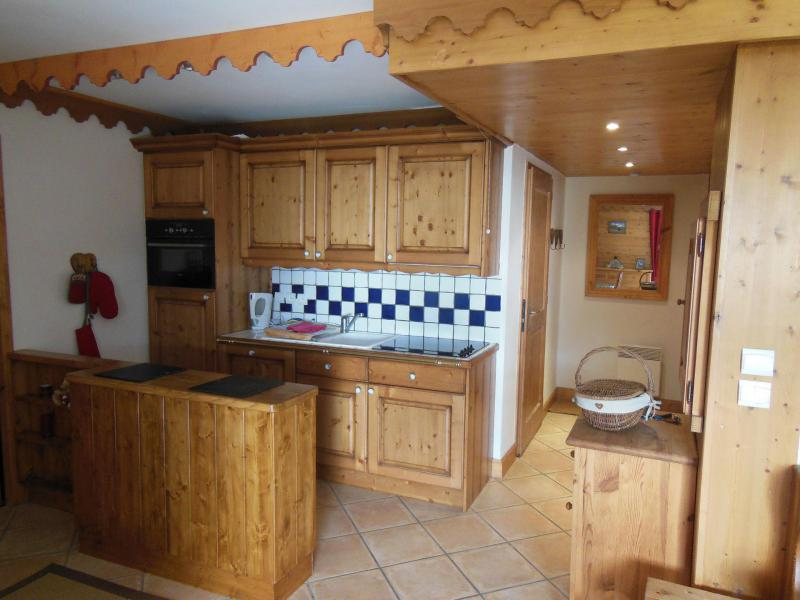 Vakantie in de bergen Appartement 3 kamers 6 personen (5P) - Résidence les Alpages - Champagny-en-Vanoise