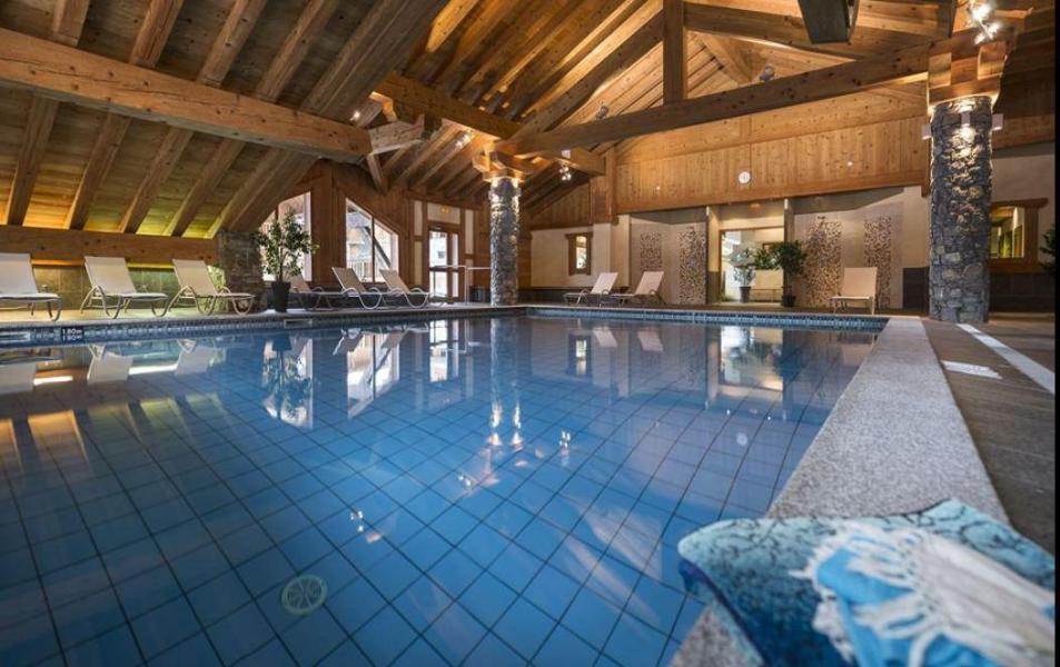 Vakantie in de bergen Résidence les Alpages - Champagny-en-Vanoise