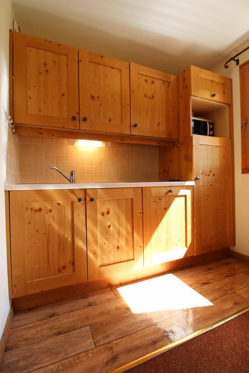 Vacances en montagne Appartement 2 pièces 4 personnes (E101) - Résidence les Alpages - Val Cenis