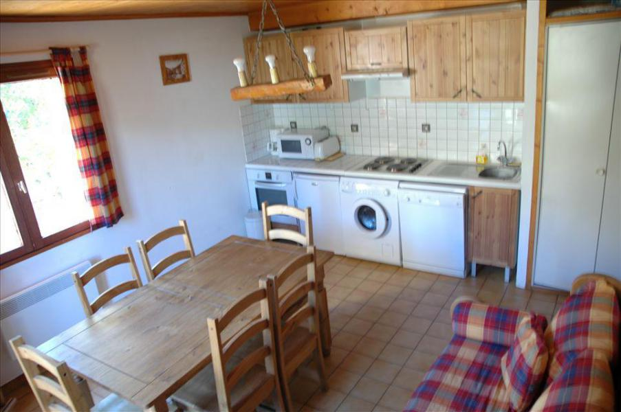 Holiday in mountain resort 3 room apartment 6 people (3) - Résidence les Alpages - Valloire