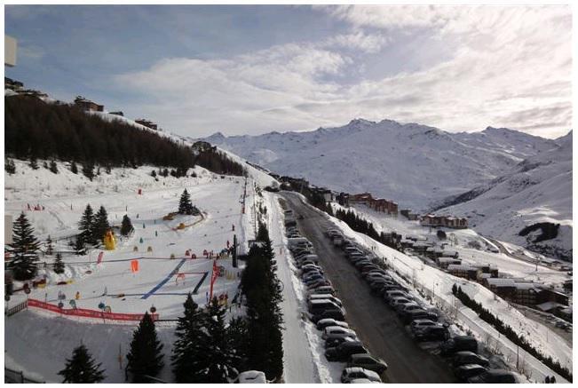 Vacances en montagne Appartement 3 pièces 6 personnes (801) - Résidence les Alpages - Les Menuires