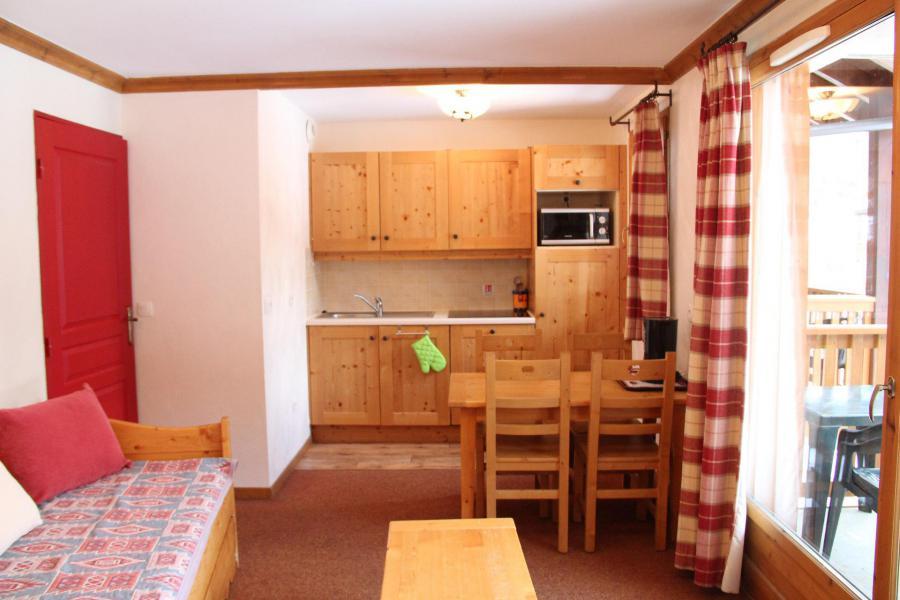 Vacances en montagne Appartement 2 pièces 4 personnes (201) - Résidence les Alpages - Val Cenis