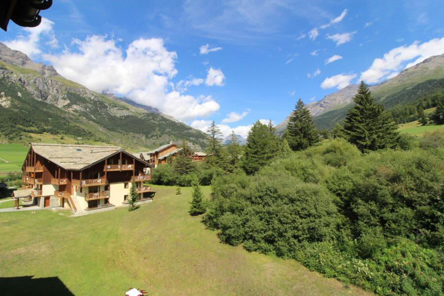 Location au ski Appartement 2 pièces 4 personnes (ALE317) - Résidence les Alpages - Val Cenis - Extérieur été