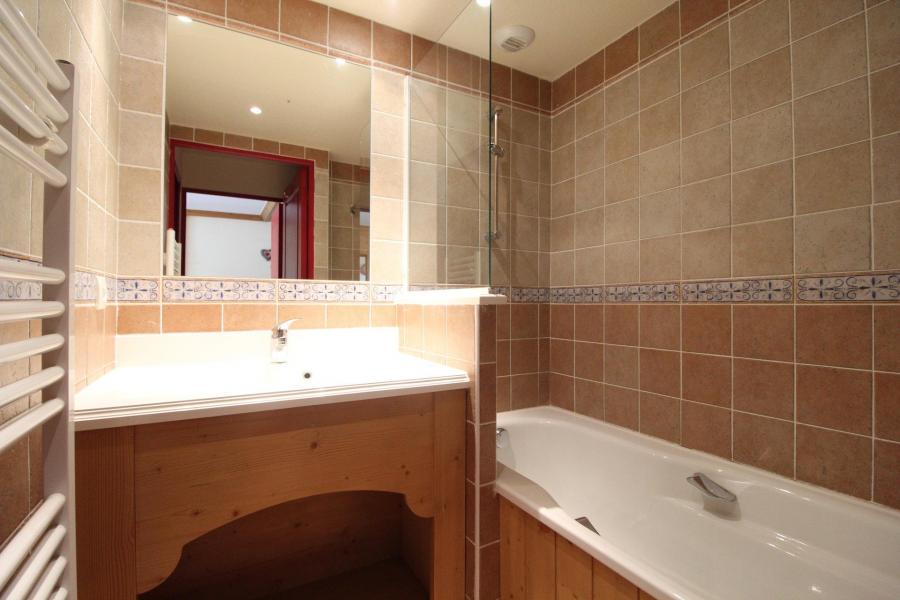 Vacances en montagne Appartement 2 pièces 4 personnes (A107) - Résidence les Alpages - Val Cenis - Salle de bains