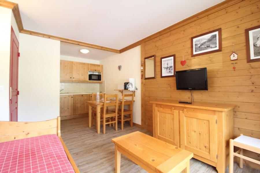 Vacances en montagne Appartement 2 pièces 4 personnes (A107) - Résidence les Alpages - Val Cenis - Séjour
