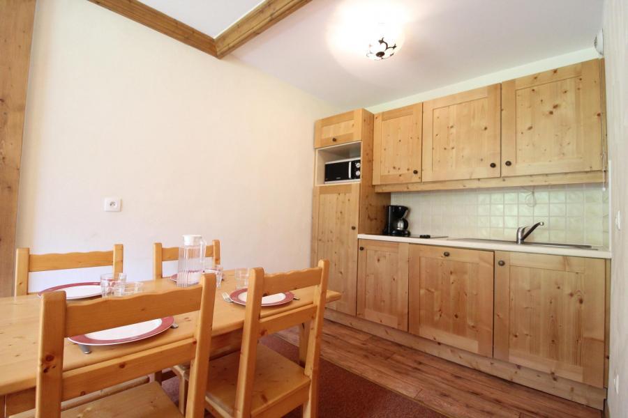 Vacances en montagne Appartement 2 pièces 4 personnes (A201) - Résidence les Alpages - Val Cenis - Cuisine