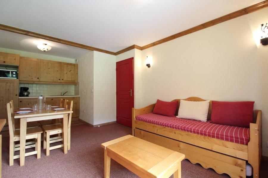 Vacances en montagne Appartement 2 pièces 4 personnes (A201) - Résidence les Alpages - Val Cenis - Séjour