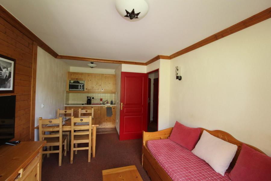 Vacances en montagne Appartement 2 pièces 4 personnes (ALE317) - Résidence les Alpages - Val Cenis - Séjour