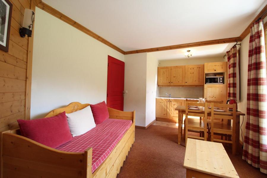 Vacances en montagne Appartement 2 pièces 4 personnes (E101) - Résidence les Alpages - Val Cenis - Séjour