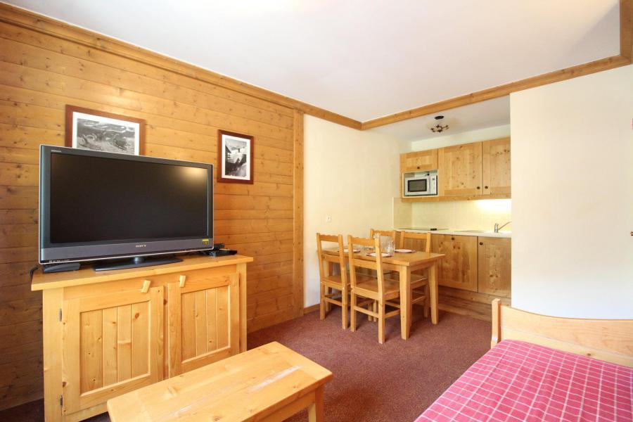 Vacances en montagne Appartement 2 pièces 4 personnes (E209) - Résidence les Alpages - Val Cenis - Séjour