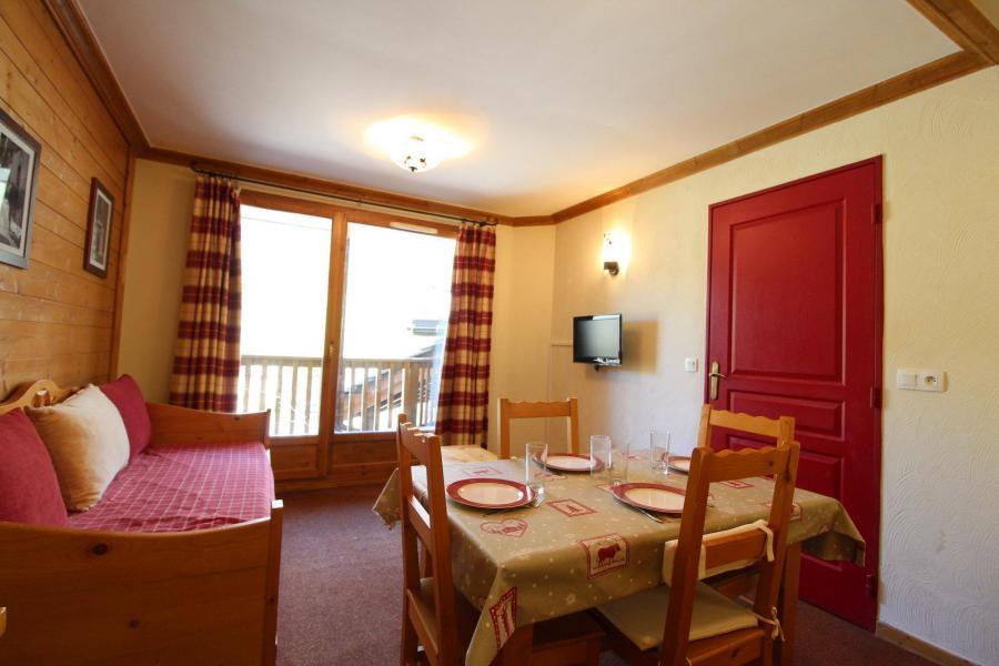 Vacances en montagne Appartement 2 pièces 4 personnes (E304) - Résidence les Alpages - Val Cenis - Séjour