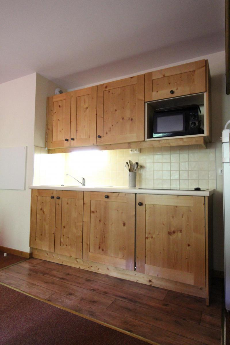 Vacances en montagne Appartement 2 pièces 4 personnes (E316) - Résidence les Alpages - Val Cenis - Cuisine