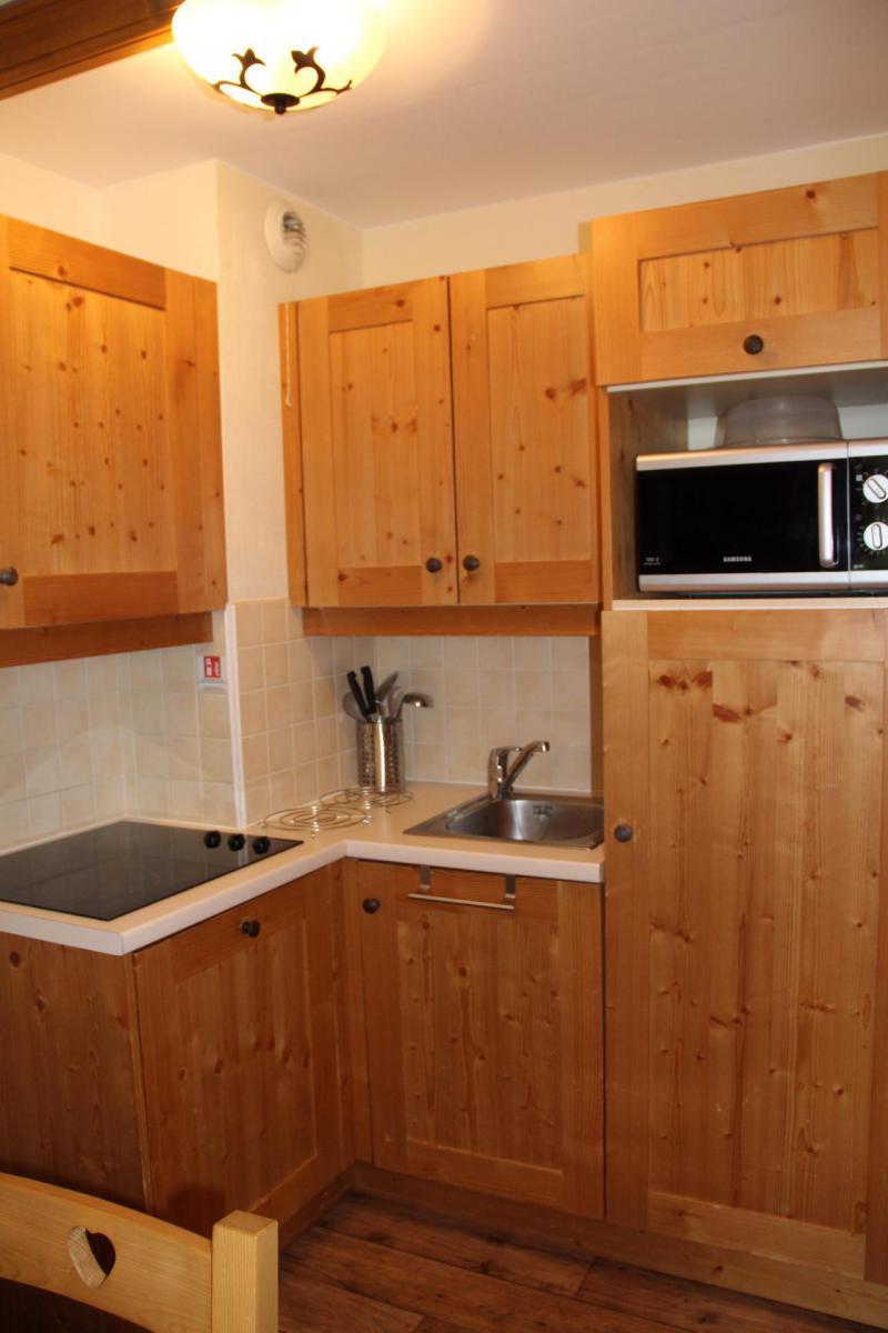 Vacances en montagne Appartement 3 pièces 6 personnes (217) - Résidence les Alpages - Val Cenis - Cuisine