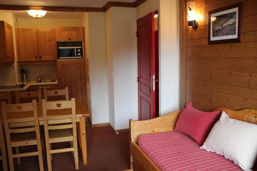 Vacances en montagne Appartement 3 pièces 6 personnes (217) - Résidence les Alpages - Val Cenis - Séjour