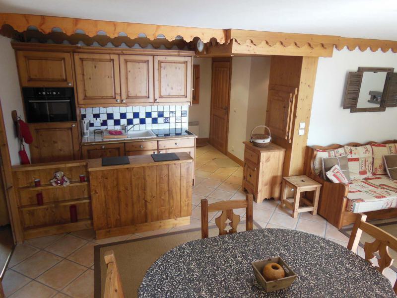 Vacances en montagne Appartement 3 pièces 6 personnes (5P) - Résidence les Alpages - Champagny-en-Vanoise - Logement