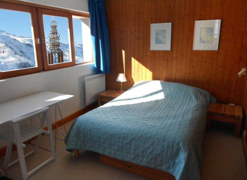 Vacances en montagne Appartement 3 pièces 6 personnes (801) - Résidence les Alpages - Les Menuires - Chambre