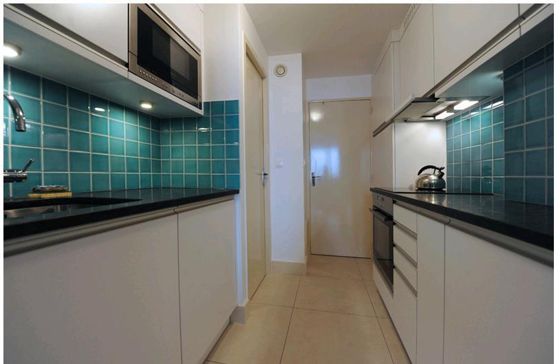 Vacances en montagne Appartement 3 pièces 6 personnes (801) - Résidence les Alpages - Les Menuires - Cuisine