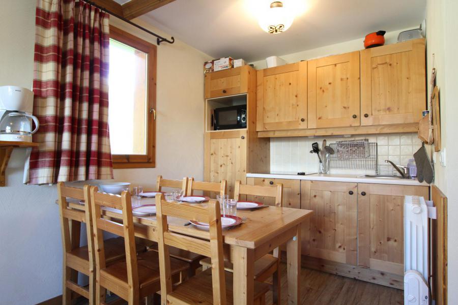 Vacances en montagne Appartement 3 pièces 6 personnes (B003) - Résidence les Alpages - Val Cenis - Cuisine