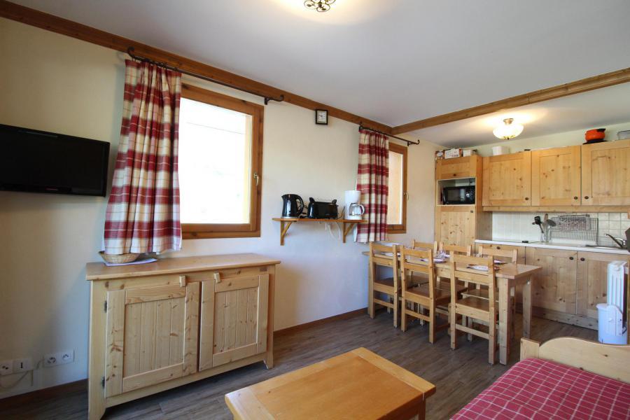 Vacances en montagne Appartement 3 pièces 6 personnes (B003) - Résidence les Alpages - Val Cenis - Séjour