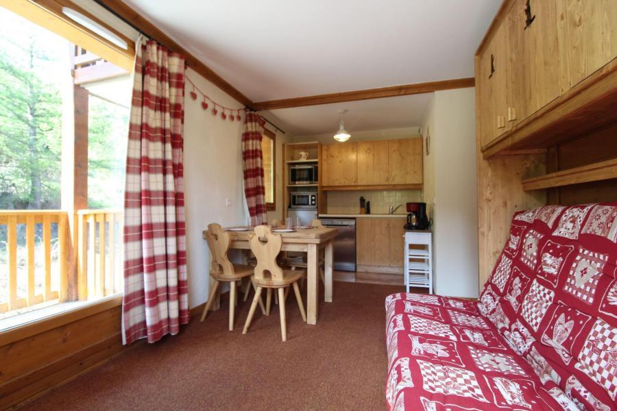 Vacances en montagne Appartement 3 pièces 6 personnes (E222) - Résidence les Alpages - Val Cenis - Kitchenette