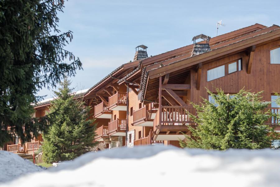 Vacaciones en montaña Apartamento 3 piezas para 4 personas (17F) - Résidence les Alpages de Chantel - Les Arcs