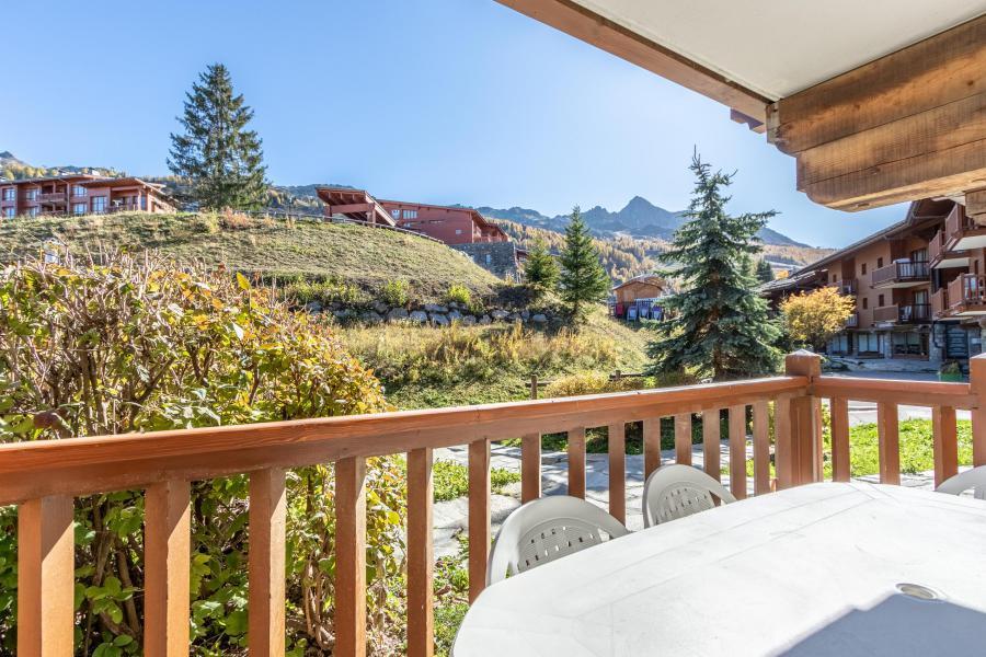 Vacaciones en montaña Apartamento 3 piezas para 4 personas (17F) - Résidence les Alpages de Chantel - Les Arcs - Verano