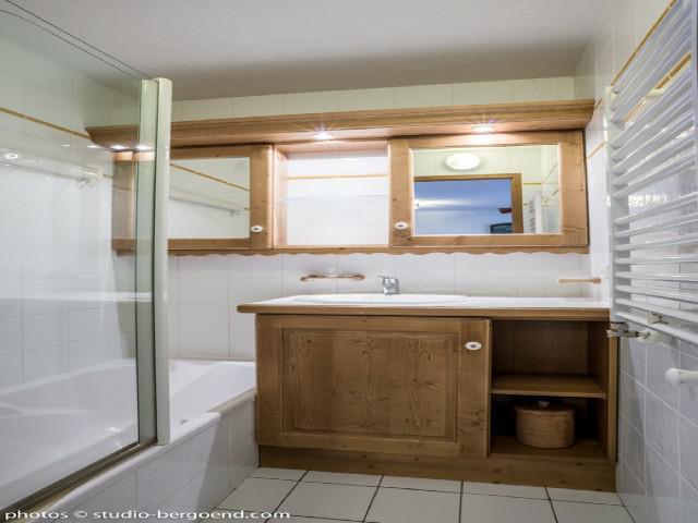 Vacaciones en montaña Apartamento 2 piezas para 4 personas (E8) - Résidence les Alpages de Chantel - Les Arcs - Cuarto de baño